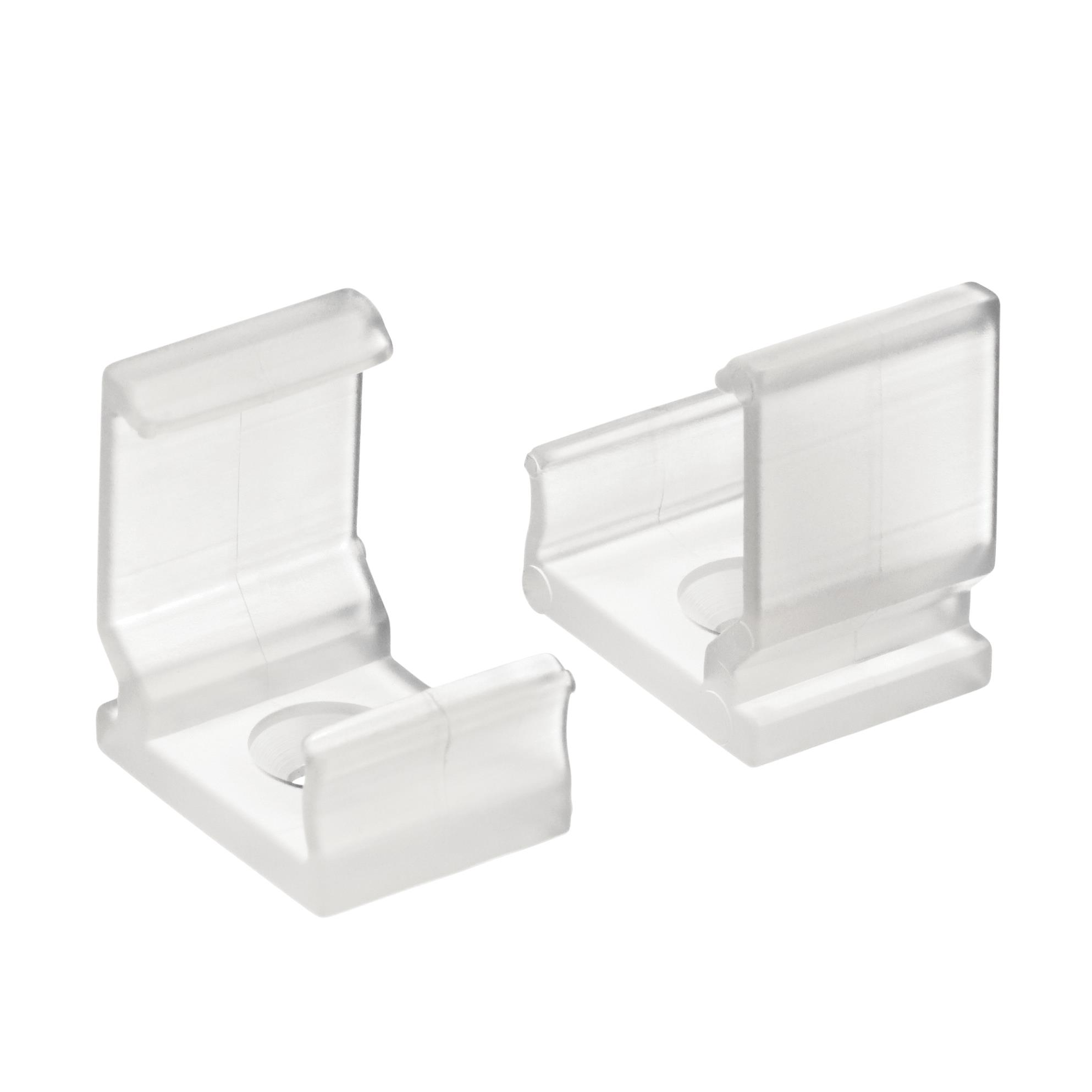 TE Enhanced Series - 30-Degree SF Mounting Clips - Clear Non Classified Part