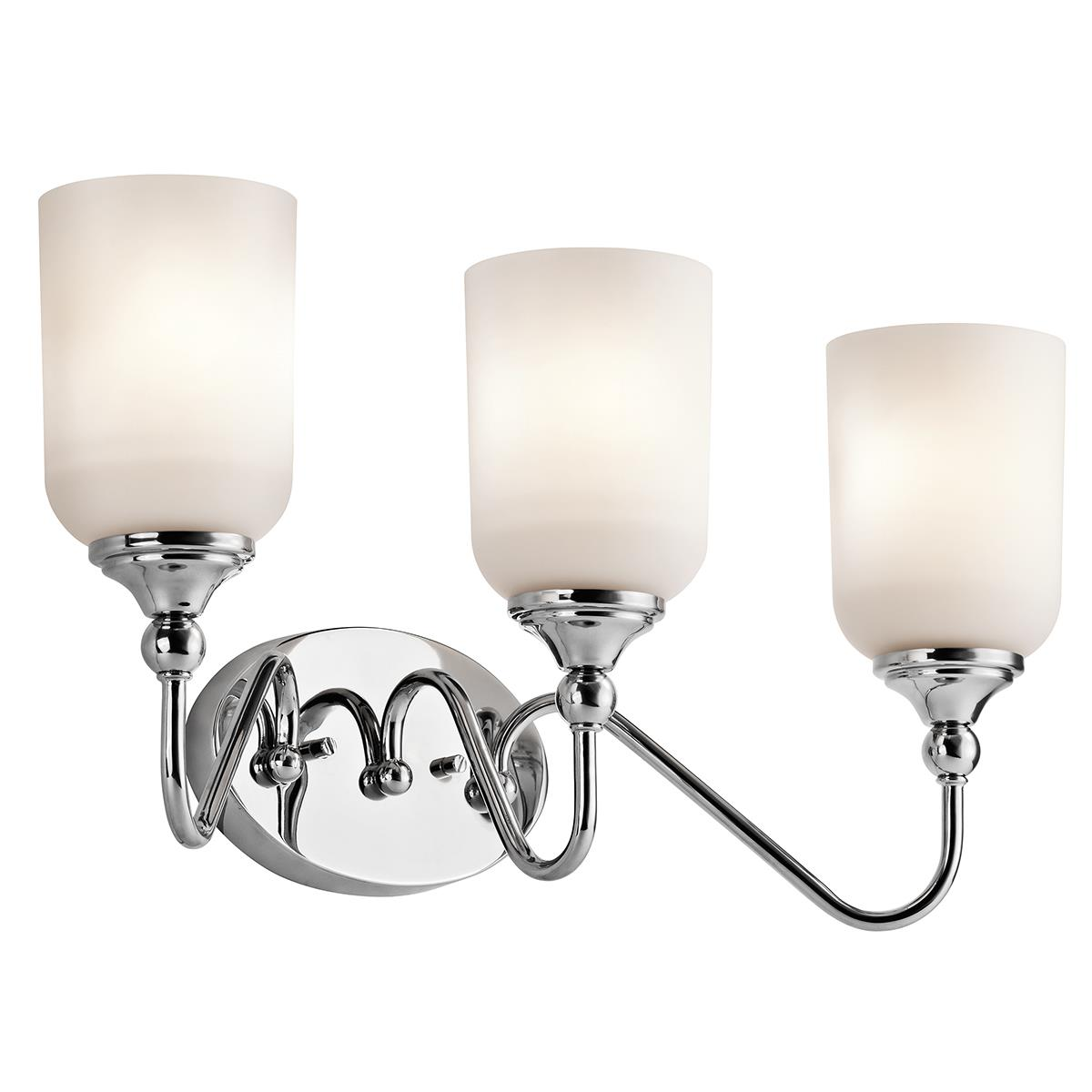 Lilah 20 Inch 3 Light Bath Vanity Light