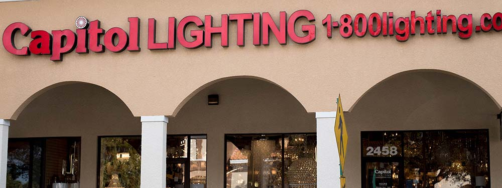 Capitol Lighting Showroom Palm Beach Gardens Fl 33403
